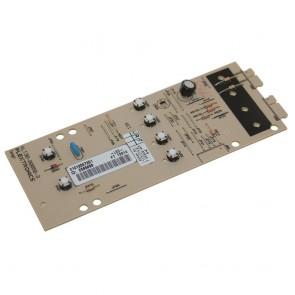 SCHEDA ELETTRONICA LED EVOII 3 LAVATRICE INDESIT ORIGINALE C00277182